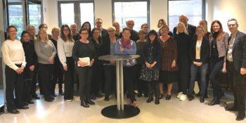 SALAR' study visit in Brussels in November 2019