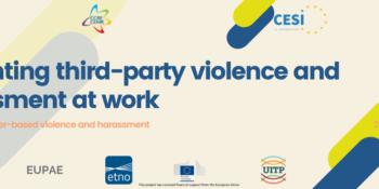 Webinar 2:Gender-based violence and harassment